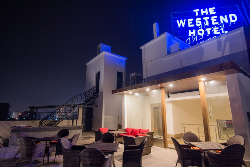 The westend Hotel